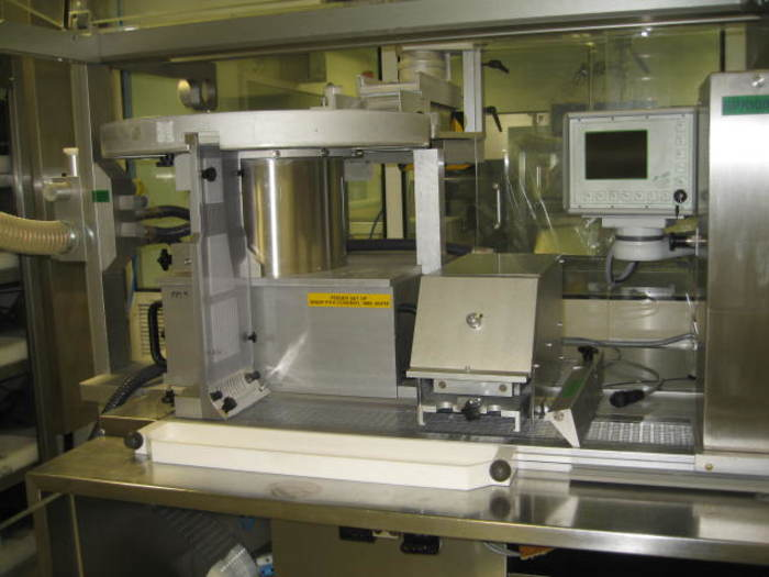 UHLMANN B1260 BLISTER PACKING MACHINE
