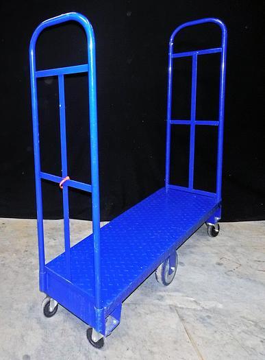 Used USED NATIONAL CART COMPANY, BLUE U-BOAT CART, MODEL 1660DDU-BOAT