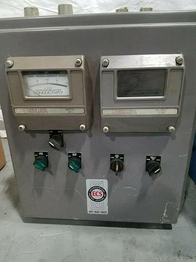 Used Allen Bradley SLC 150 PLC Programmable Control Panel