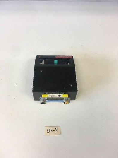 Used Microscan BarCode Scanner FIS-0850-0001 *Fast Shipping* Warranty!