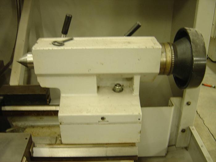 2000 CNC Lathe Harrison Alpha 550S  Harrison 550S