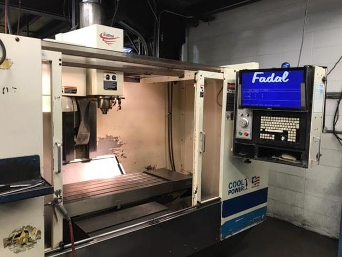 Used 2003 Fadal 4020 Vertical Machineing Center