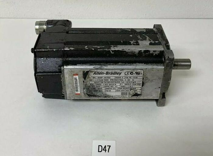 Used Allen Bradley MPL-B330P-MJ72