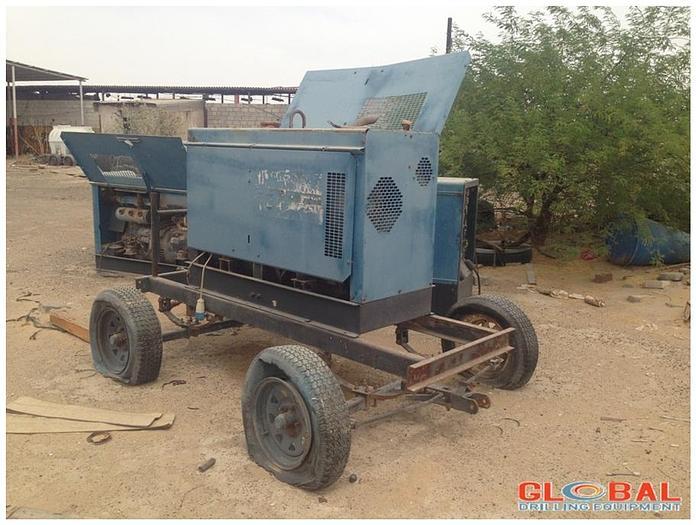 Used Item 0823 : Miller Big Blue 401 DX Welding Machine