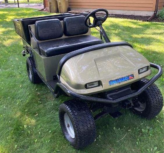 Used 2011 Columbia Par Car Scout