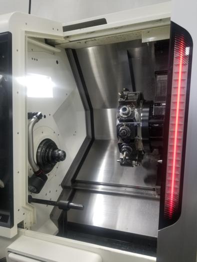 2018 DMG Mori Seiki NLX-2500Y/700