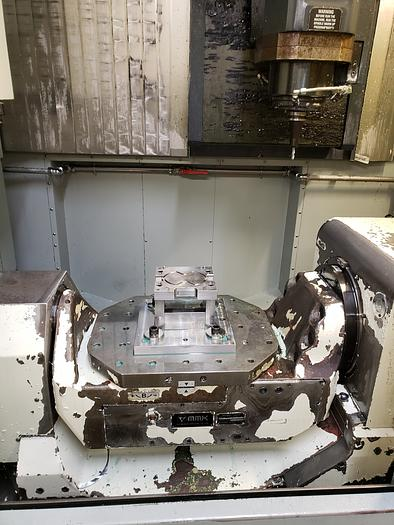2007 Makino  S-33 5-Axis Vertical Machining Center
