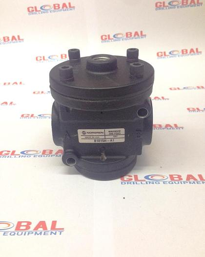 Item B&H-0021 : Pilot Valve for Ingersoll-Rand / Atlas Copco T4 and/or RD20 Drill Rig