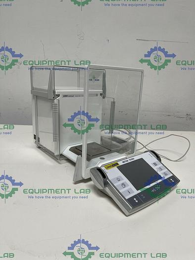 Used Mettler Toledo AX504DR Analytical Balance
