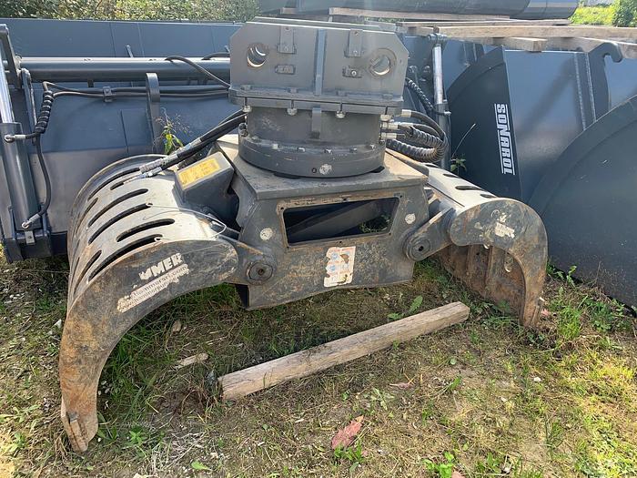 Gebraucht Hammer GRP1000 Sortiergreifer gebraucht