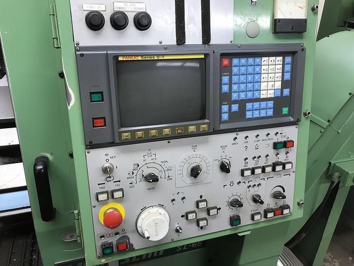 1990 Mori Seiki SL-65B
