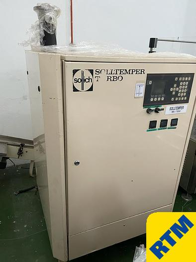 Used Chocolate Temperer