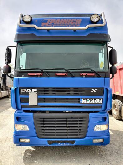 2003 DAF 95 XF 430 EURO 3 MANUAL