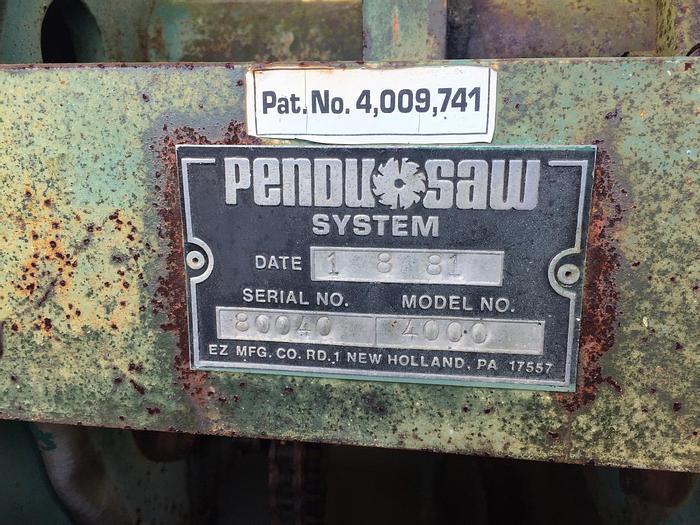 Used Pendu 4000