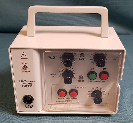 Gebraucht Stimulateur cardiaque externe provisoire APC Medical REF 7170