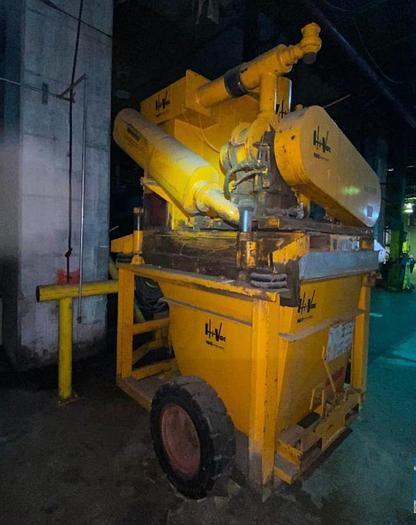 Used HI-VAC 225 PORTABLE ROLLING VACUUM SYSTEM