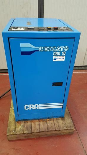 Usata Compressore a vite CECCATO mod. CRA 10