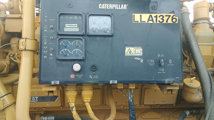 Used Caterpillar 3512C