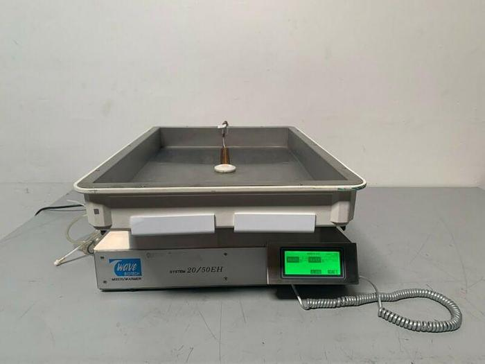 Used Wave Biotech 20/50 EH Mixer/Warmer Part # WAVEMIXEREHT Bioreactor System