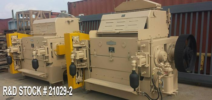 Used French Model 24×52 Flaking Mill (Flaker)