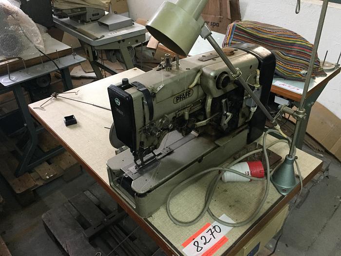 Gebraucht Knopflochmaschine PFAFF  3116-95B/01 verstellbar