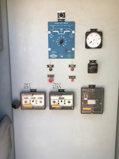 HB18250 Atkinson skid mounted substation 25000 to 8000 volt transformer