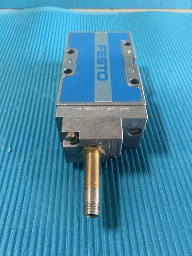 Used Festo Pneumatic valve 15902  mfh-5-1/4-sb