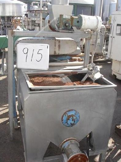 Used Malaxer/Mill for Olive Oil Production
