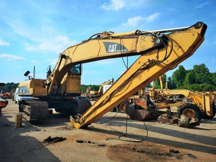 Used 2002 CATERPILLAR 330CL
