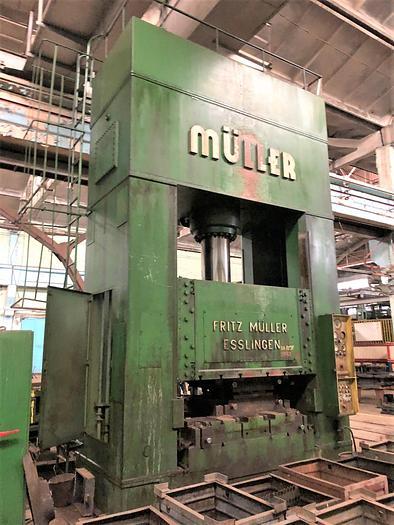 Used Muller ZE600