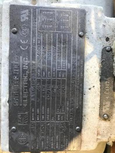 Waukesha/Cherry Burrell 10 HP Pump