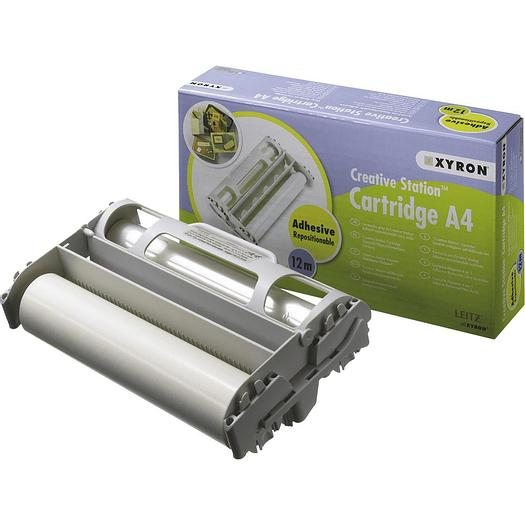 Xyron A4 Creative Station Repositionable Adhesive Cartridge Refill - 23462