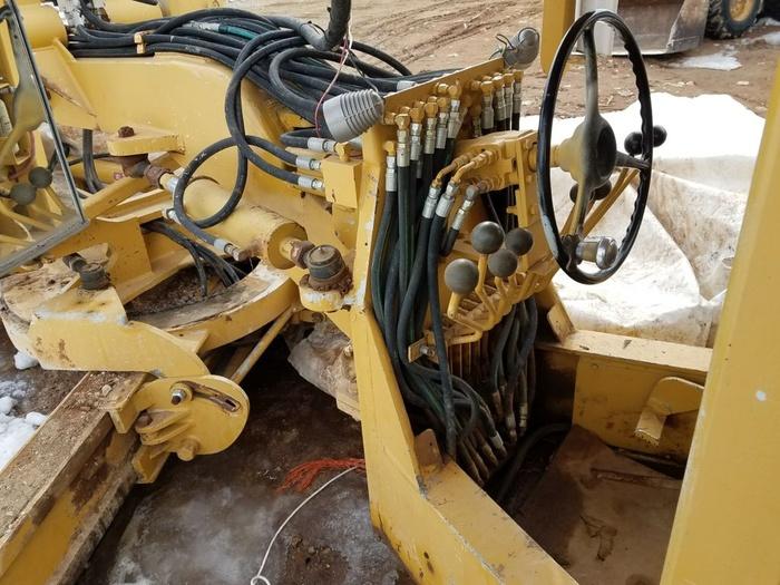 Underground Grader HB18273