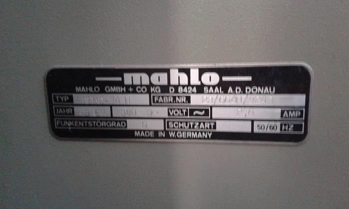 MAHLO  weft straightener