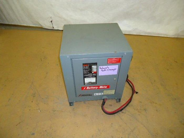 Used Hobart Battery Charger; Md#1050H3-18C