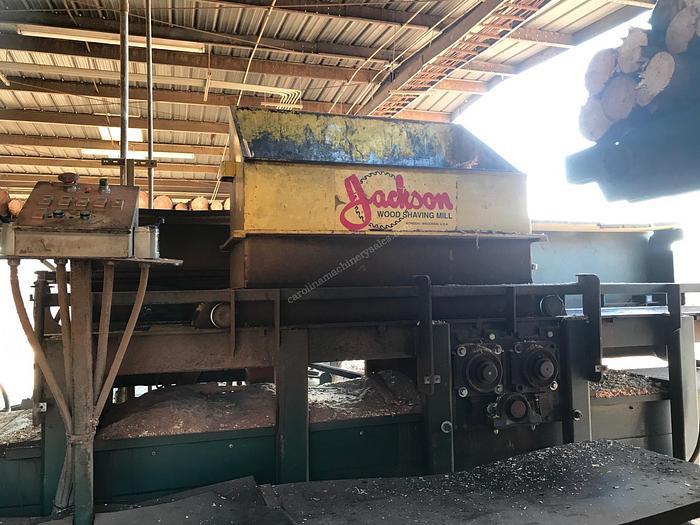 Jackson (4) Shaving Mills