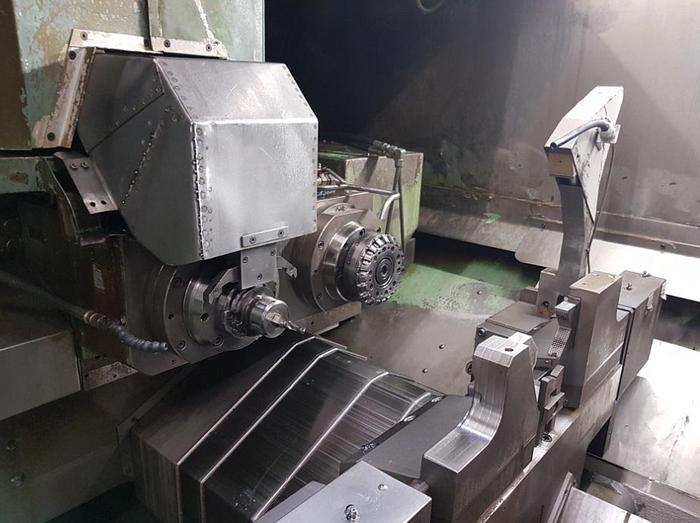 CNC Endenbearbeitungsmaschine EMAG ESC 24 Drehmaschine
