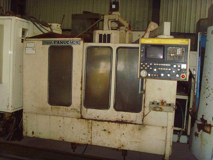 Used Stama Drill Tap Center - 1995