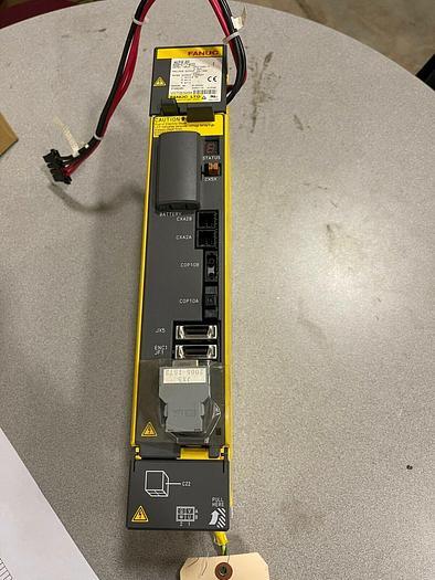 FANUC A06B-6117-H103 SERVO AMPLIFIER ALPHA SVM1-20i