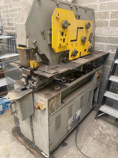 Used Kingsland 60T Ironworker/Metalworker/Steelworker