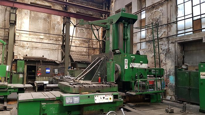 Horizontal Boring Mill UNION BFP130/6