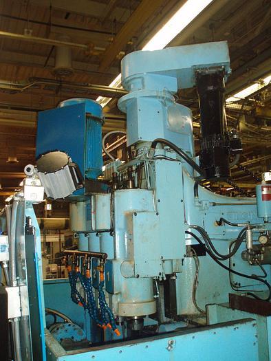 "20"" x 60"" Cincinnati CNC 5 Axis Hydrotel 4 Spindle Vertical Mill"