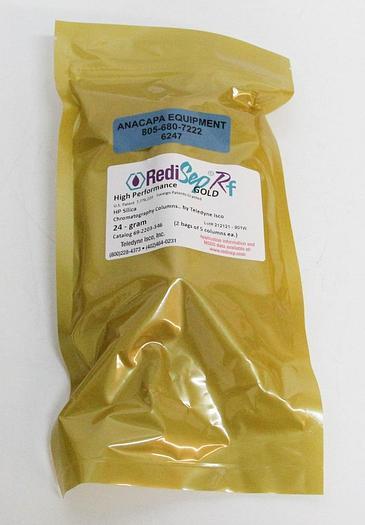 Teledyne RediSepRF Silica HP Gold 24g Chromatography Columns Pack of 5 (6247)