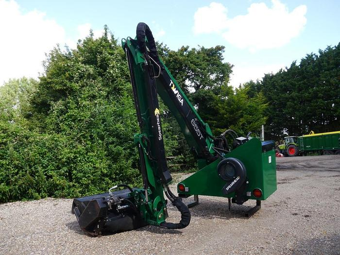 Spearhead Twiga 655T Hedge Cutter