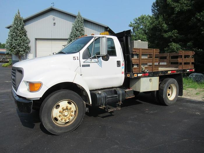 Used 2002 FORD F650