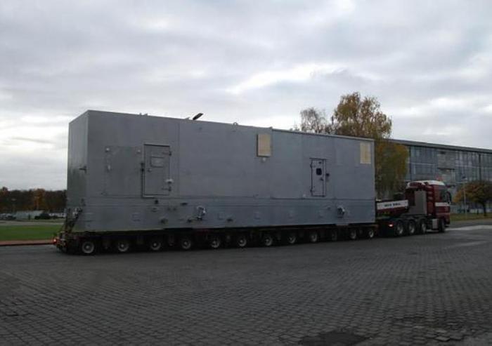 36 MW 2013 New MAN THM1304-12 Gas Turbine