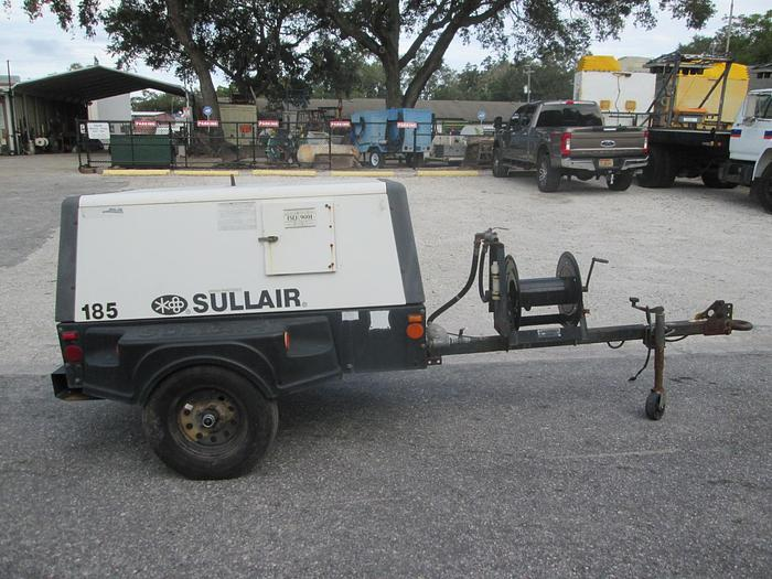 Used 2006 Sullair 185JD Portable Air Compressor