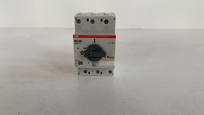 Used ABB MS325-16-20A