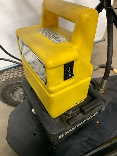 Aeroquip 1380P Portable Crimping Machine 1380 P