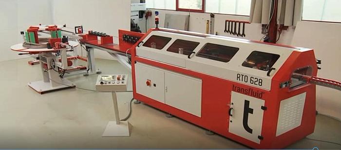 Transfluid Special Tube Cutting Machines